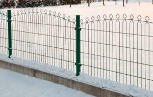 montaža ograj