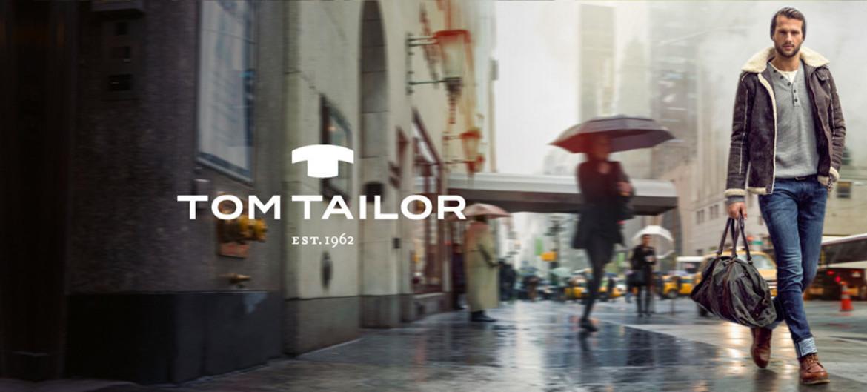 Tom tailor oblačila