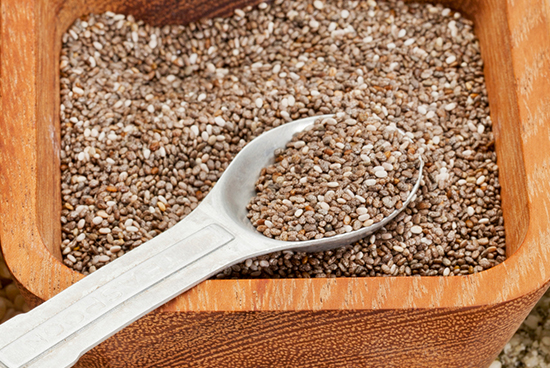 chia semena za hujšanje