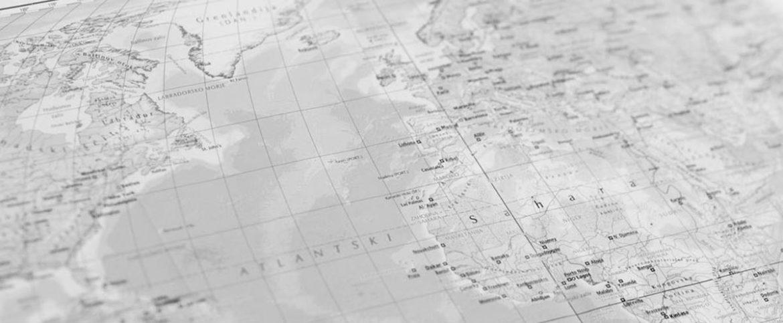 Zemljevid sveta